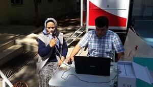 Hasanbyeli'de ücretsiz solunum testi