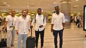 Laziolu Onazi, Trabzonspor için geldi