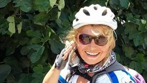 Tekirdağ'dan bisikletle yola çıkan öğretmen Finike'ye ulaştı