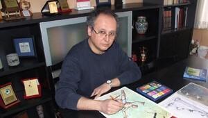 Brezilya'dan Balıkesir'e karikatür ödülü