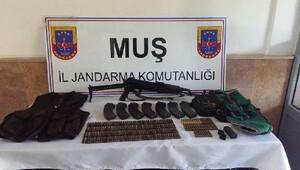 Silah kaçakçısı tutuklandı