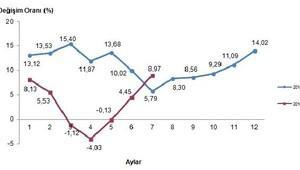 Tarım ürünlerinde yıllık enflasyon yüzde 9.0'a dayandı