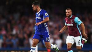 Chelsea 2-1 West Ham United / MAÇ SONUCU