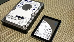 Windows'u HDD'den SSD'ye taşıyın!
