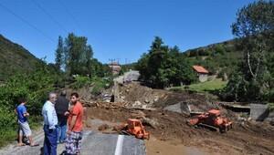 Bartın'da sel felaketinde 461 konut ve 72 işyeri hasar gördü