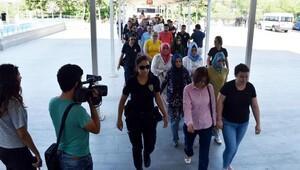 Akdeniz Üniversitesi'nde FETÖ'den 47 tutuklama