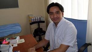 Devlet Hastanesi'ne ilk tıbbi onkoloji uzmanı