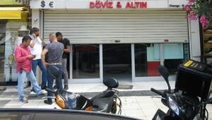Bağdat Caddesin'nde döviz bürosu soygunu (1)