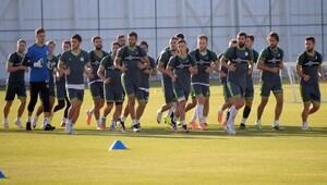 Atiker Konyaspor'da ilk maç hazırlığı