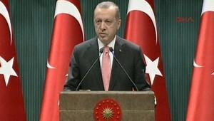 Erdoğan'dan darbecilerle ilgili açıklama