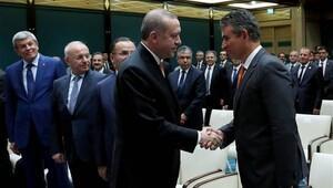 Erdoğan'dan tank yorumu: Seçkinler yatmadı