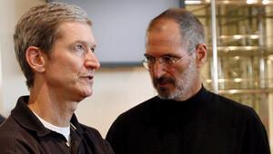 Apple'ın patronu Cook'tan Steve Jobs açıklaması