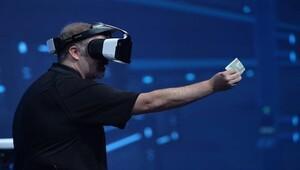 Intel'in VR gözlüğü ortaya çıktı