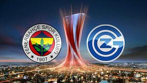 Fenerbahçe Grasshoppers maçı hangi kanalda saat kaçta? (Fenerbahçe'ye müjde)