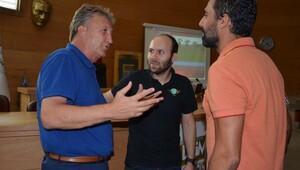 Akhisar Belediyespor'a, değişen kurallarla ilgili seminer verildi
