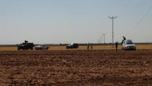 IŞİD'in attığı havan mermisi, Elbeyli'de araziye düştü