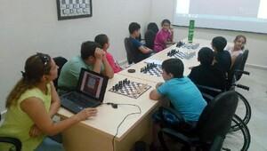 Kahramanmaraş'ta engellilere satranç kursu