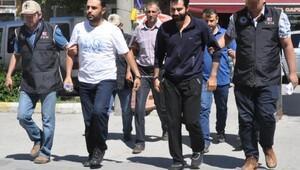 Eskişehir'de 4 subay serbest kaldı