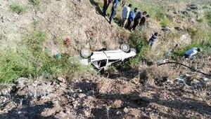 Kayıp olarak aranırken, kazada öldüğü ortaya çıktı