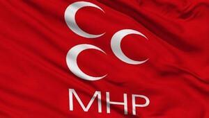 MHP o ilçedeki teşkilatını feshetti