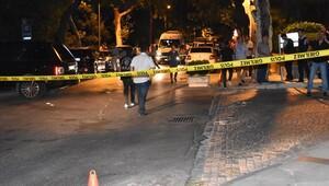Beşiktaş'ta cipe silahlı saldırı
