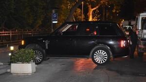 Ek fotoğraf//Beşiktaş'ta lüks cipe silahlı saldırı: 1 ölü, 1 yaralı