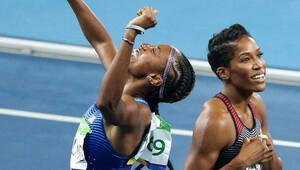 Rio 2016'da ABD'lilerin gecesi