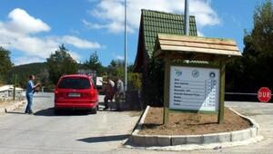 Yozgat'ta milli parka giriş paralı oldu