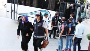 Kırıkkale'de FETÖ soruşturmasında 17 kişi adliyede
