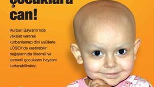 LÖSEV'den 'kurban bağışı' çağrısı