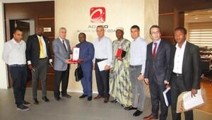 Kamerun'dan ekonomik işbirliği için geldiler