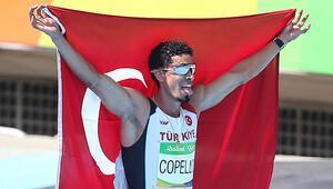 Milli atlet Escobar'dan bronz madalya!