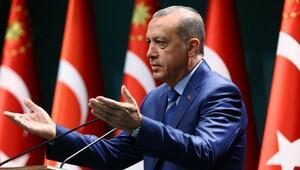 Erdoğan: Son günlerdeki saldırıları milletimizin şanlı 15 Temmuz destanına misilleme saldırıları olarak görüyorum (3)