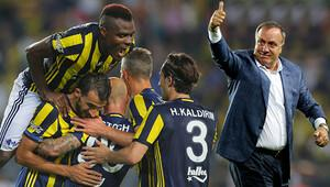 Fenerbahçe Grasshoppers maçına Stoch'un iki golü damga vurdu! / MAÇ ÖZETİ