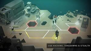 Deus Ex Go iOS ve Android için yayında!