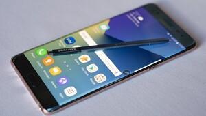 Galaxy Note 7 için ilk güncelleme yayınlandı