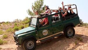 Turizmdeki düşüş cip safariyi de vurdu