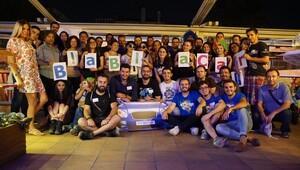 BlaBlaCar yolcuları Ankara'da buluştu