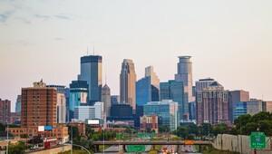 36 saatte Minneapolis