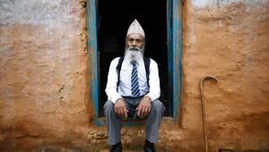 68 yaşındaki adamın azim dolu hikayesi