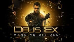 Deus Ex: Mankind Divided'ın fragmanı yayınlandı