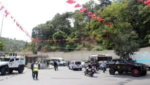 Tarabya Köşkü'nde güvenlik zirvesi
