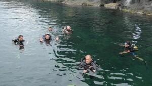 Giresun Adası'nın dalış turizmine açılması istendi