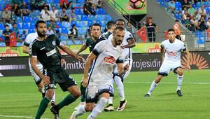 Çaykur Rizespor 1-1 Atiker Konyaspor / MAÇIN ÖZETİ