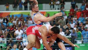 Rio'da ilk altın Taha Akgül'den geldi