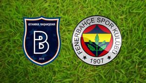 Başakşehir 1-0 Fenerbahçe / MAÇIN ÖZETİ