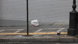 Trabzon'da şüpheli paket paniği