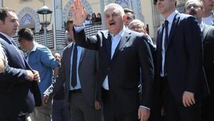 Başbakan Yıldırım, Mevlana Müzesi'ni ziyaret edip Konya'dan ayrıldı