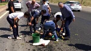 Yaralıya ilk müdahale, CHP'li doktor milletvekilinden
