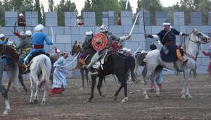 Kadı Burhaneddin dönemi Sivas kuşatması canlandırıldı